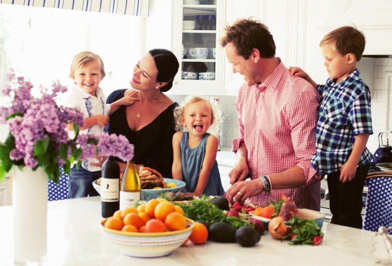 Brian Malarkey Family