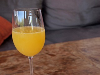 Searsucker bottomless mimosas