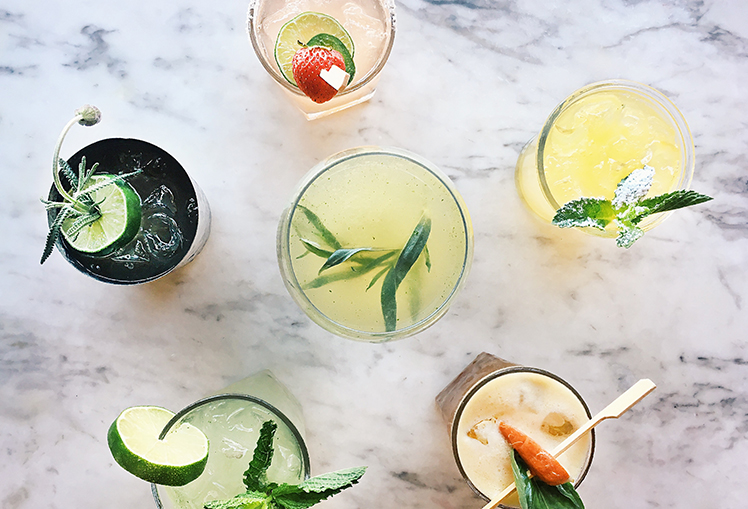 2017 Comic-Con Cocktails