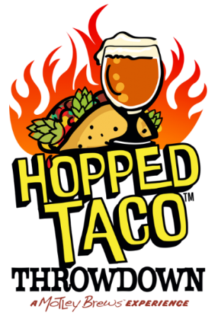 Hopped-taco-throwdown-logo