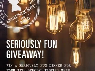SSLV Instagram Giveaway