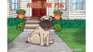 NIGEL THE PUG BOOK