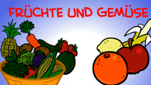 fruits-german