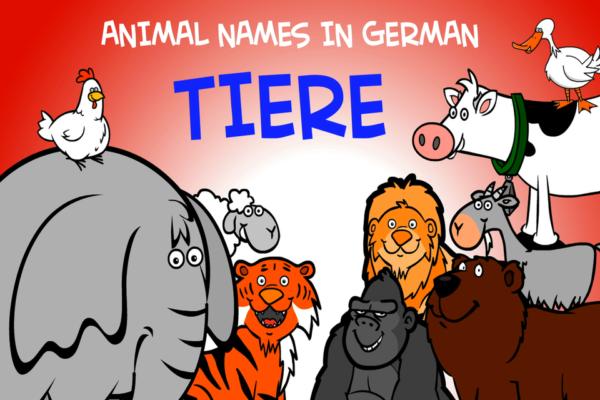animal-german
