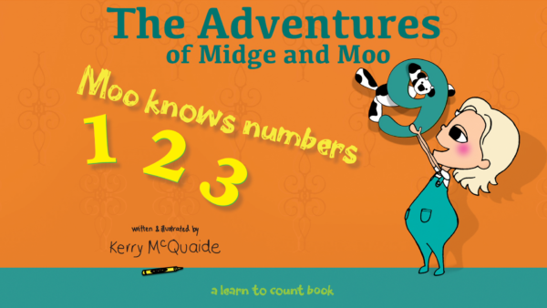MOO KNOWS NUMBERS COVER