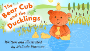 The-Bear-Cub-and-the-Ducklings-Cover