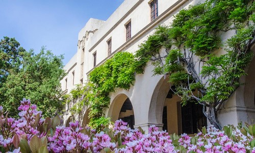 Caltech Chemistry Room Reservations