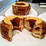 The Cronut, October 2014 addition - Pumpkin Chai