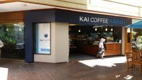 Kai Coffee Storefront