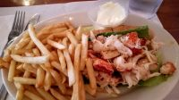 Roy Moore Fish Shack - Lobster Roll