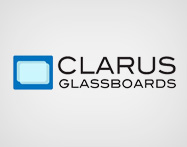 logo of Clarus Glassboards