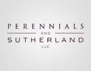 logo of Perennials and Sutherland