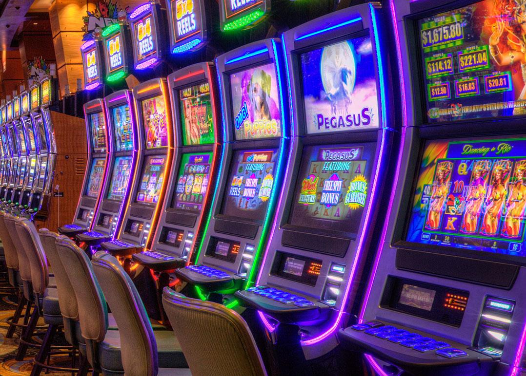 Какие самые лучшие игровые автоматы онлайн