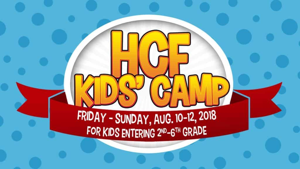 2018-Kids-Camp-Announement