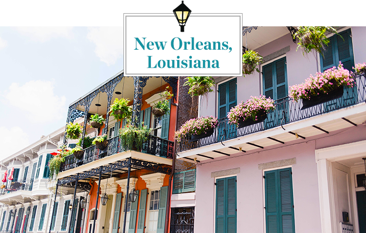 New Orleans Vacation