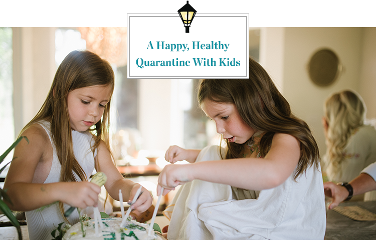 Happy Healthy Kids Home