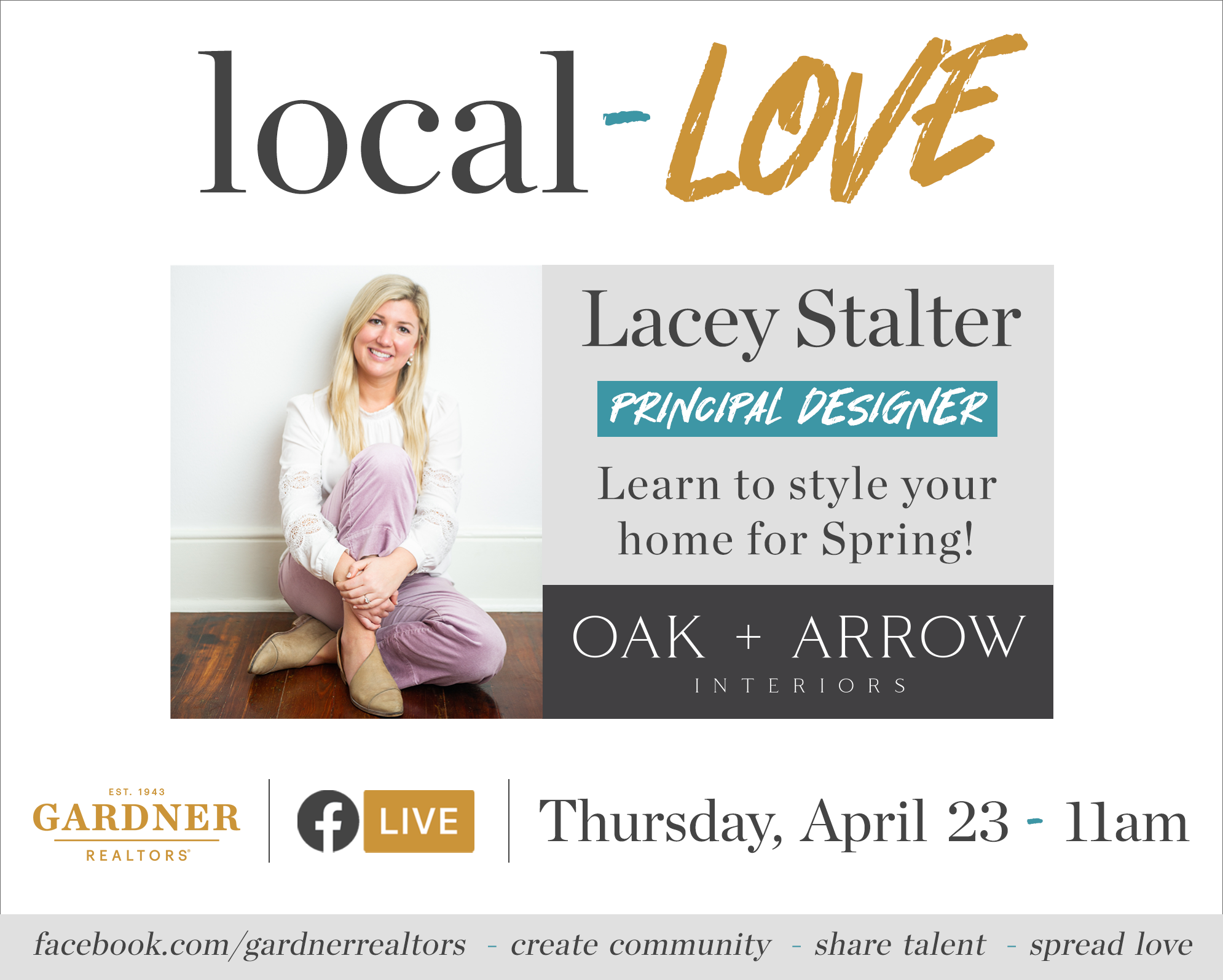 local love - lacey