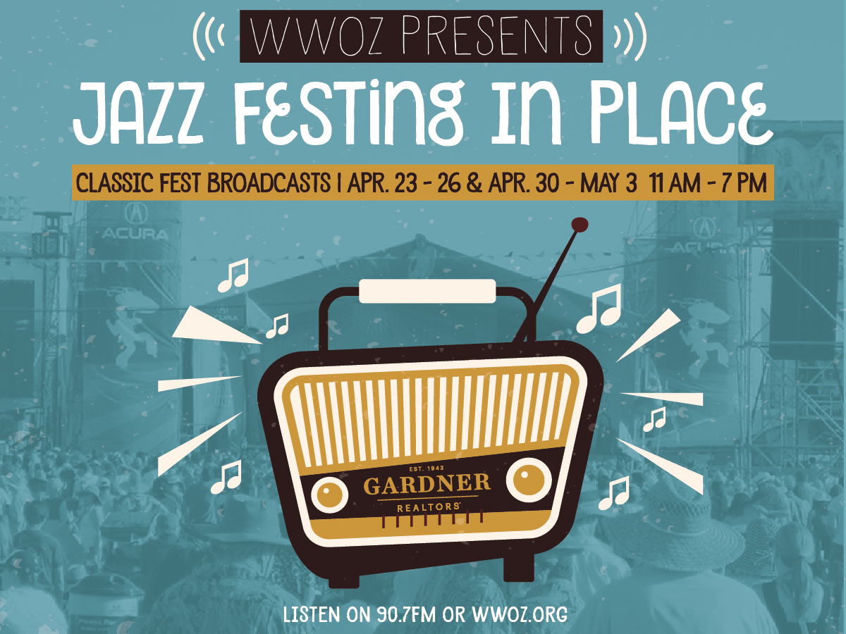 Jazz Festing In Place