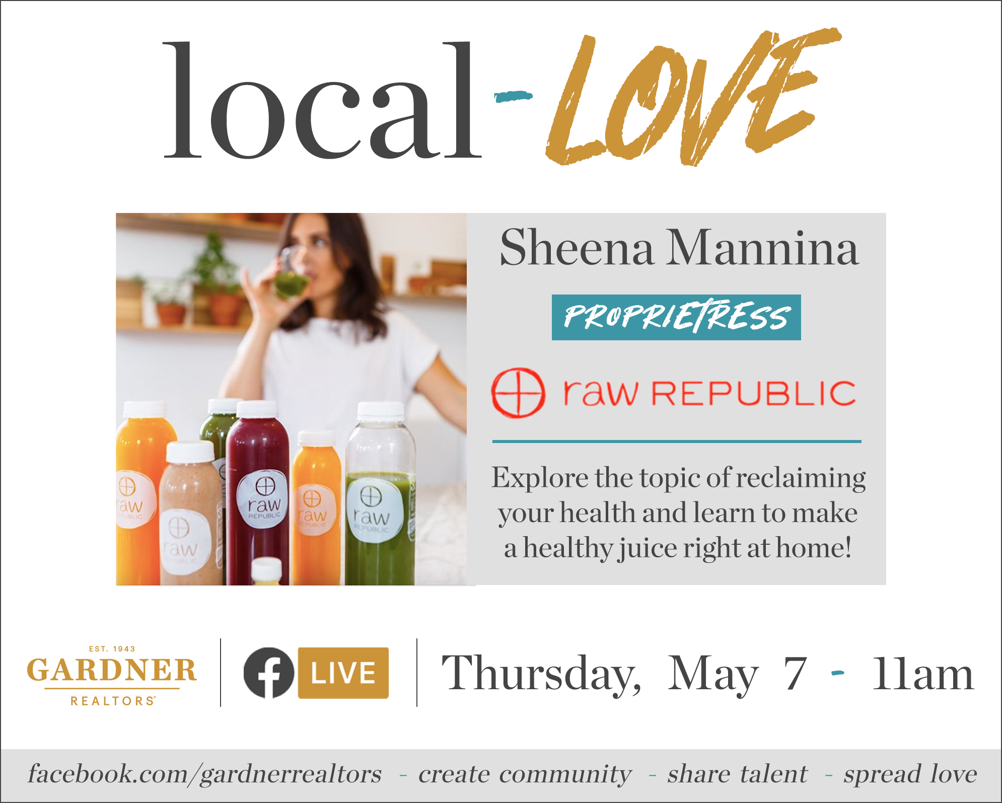 local love - sheena