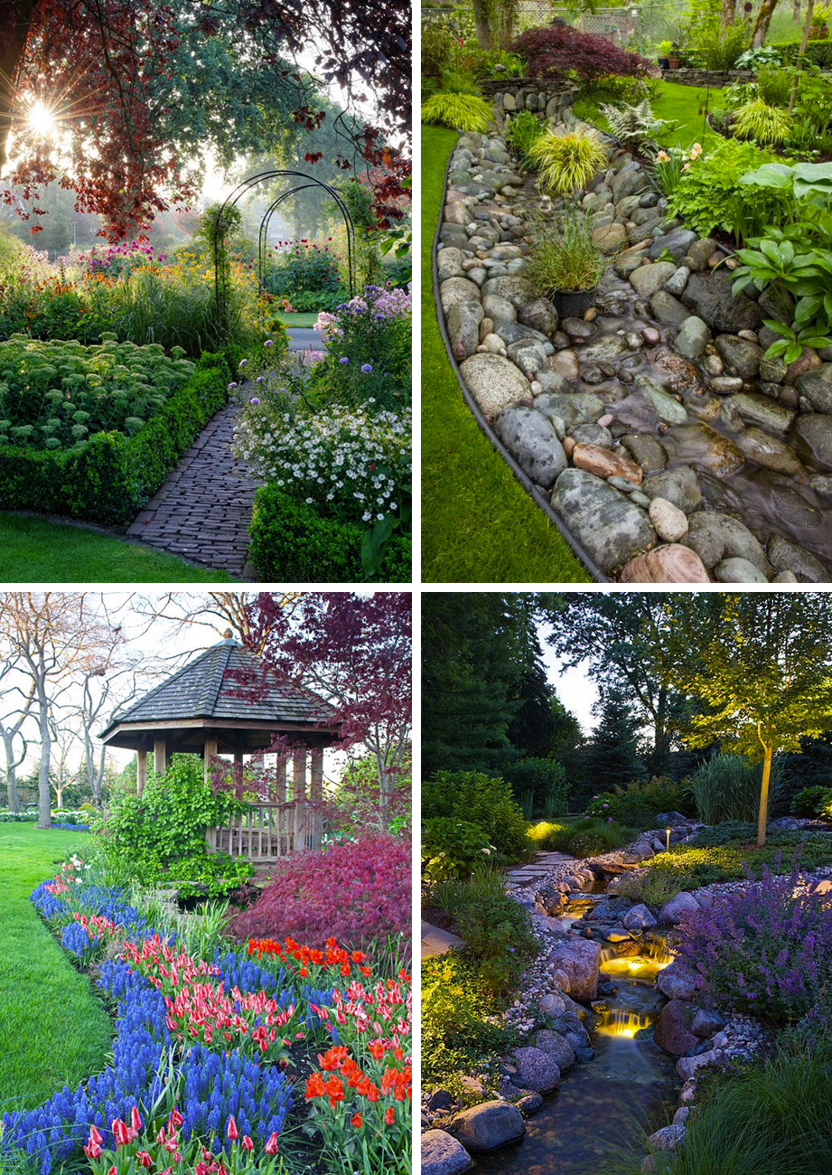 Inspiring Garden Looks