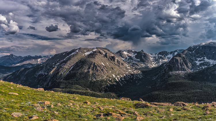 Rocky Mountain National Park Estes Park, CO
