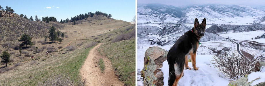 Foothills Trail Fort Collins