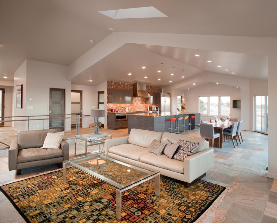 HighCraft Builders Living Room
