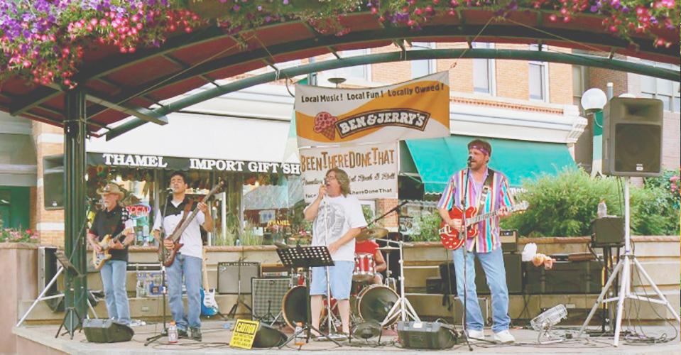 Fort Collins Ben & Jerry's Concert Series