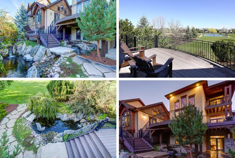Northern Colorado Homes With a Backyard Oasis