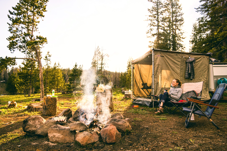Camping in Colorado last minute campgrounds