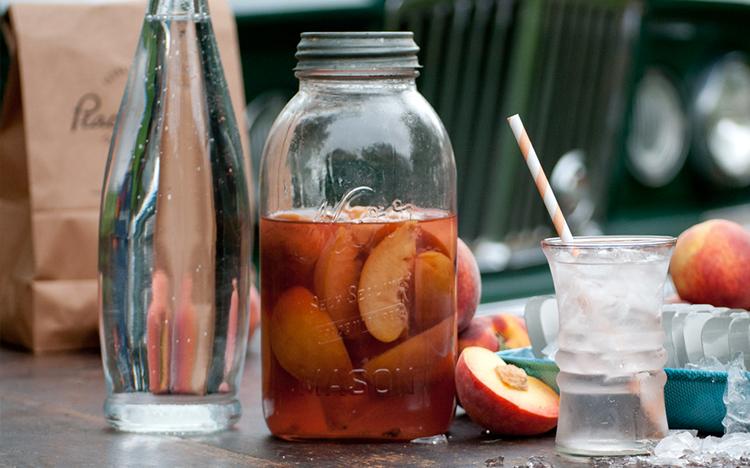 Peach Vodka Recipe