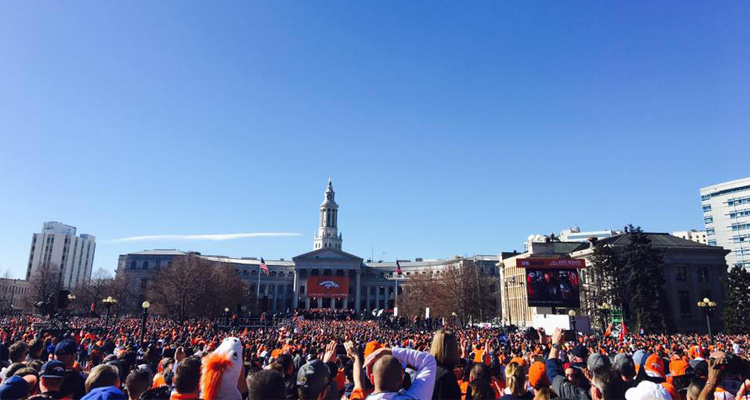 Stereotypes of Coloradans Broncos