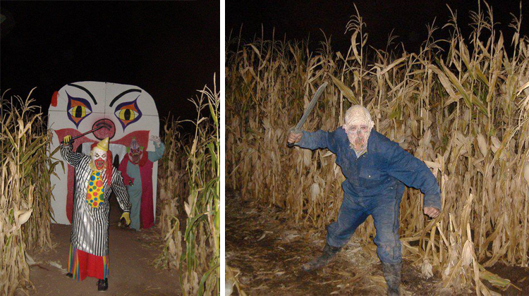Haunted Houses Near Fort Collins