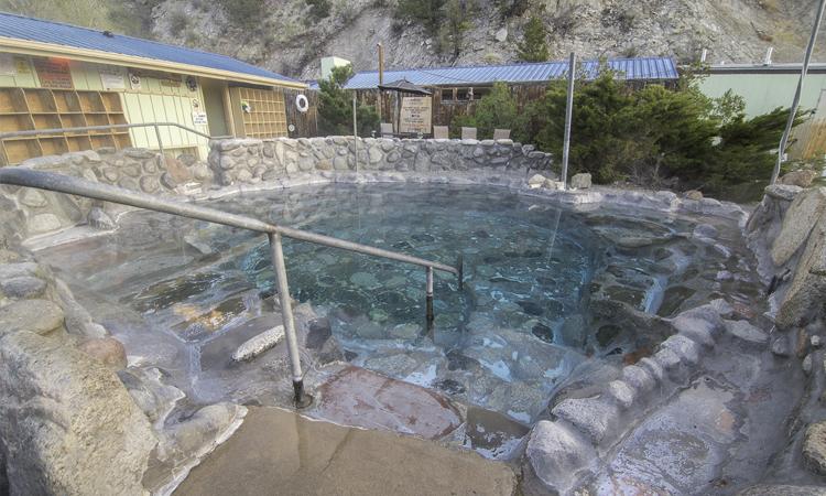 Hot Springs in Colorado