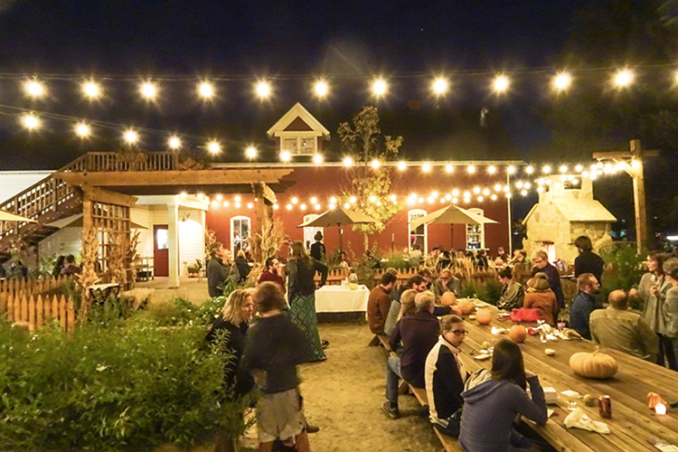 Top Outdoor Patios in Fort Collins   Farmhouse at Jessup Farm