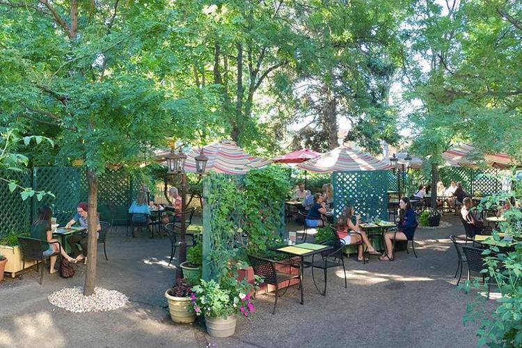 Top Outdoor Patios in Fort Collins   Rainbow Restaurant