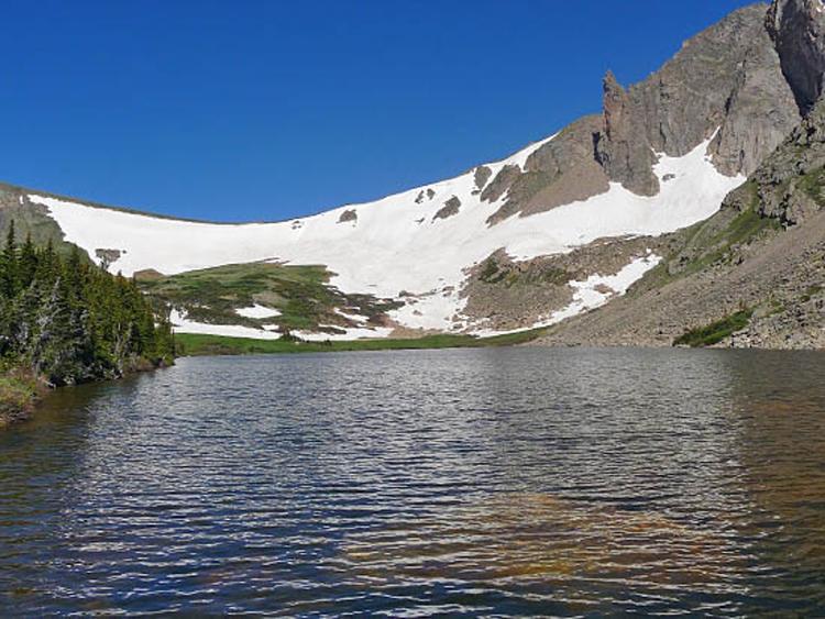Devils Thumb Lake