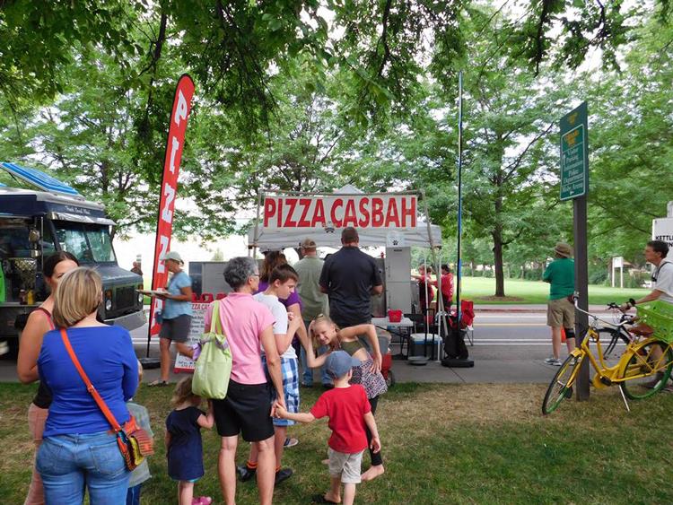 Pizza Casbah Fort Collins Lagoon Summer Concert Series