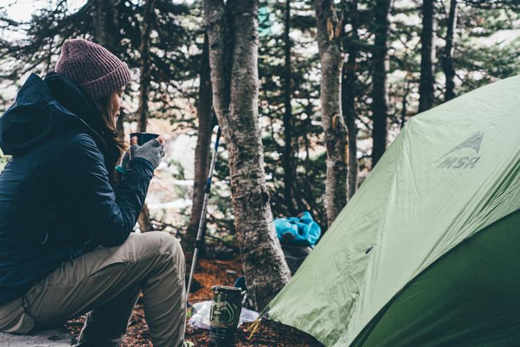 Camping in Northern Colorado