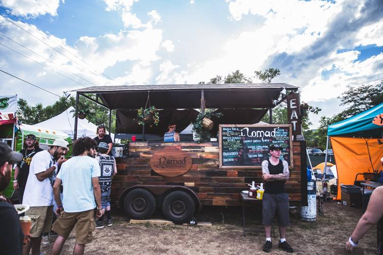Nomad Food Truck Fort Collins