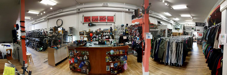 The Gearage Fort Collins Local Shops Small Business