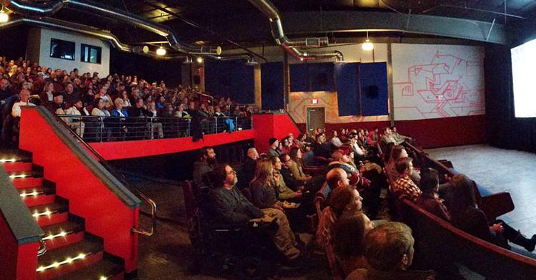 The Lyric Cinema movie theater Fort Collins, Colorado