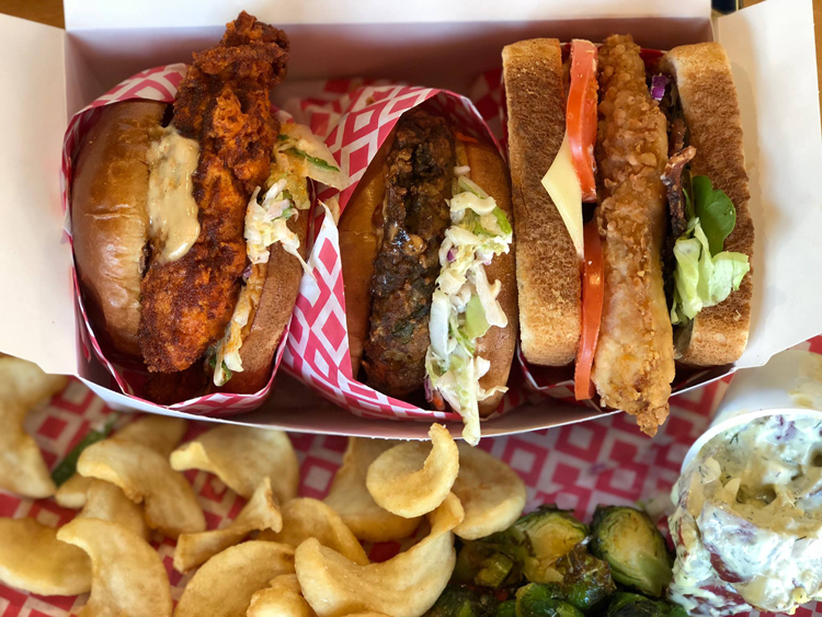 Music City Hot Chicken MCHC Best Lunch in Fort Collins inexpensive cheap under $10