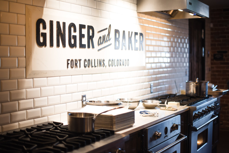 Ginger and Baker cooking class date ideas in Fort Collins that aren't dinner