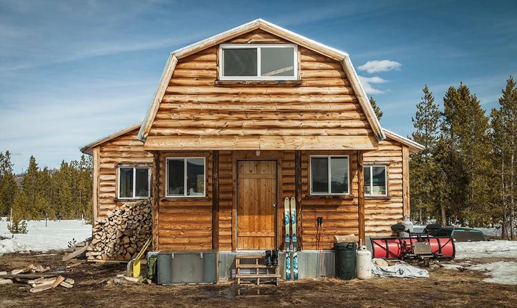 Never Summer Nordic Unique Estes Park hotels cabins getaways