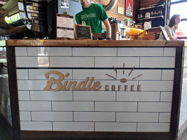 Bindle Coffee Fort Collins Colorado things to do