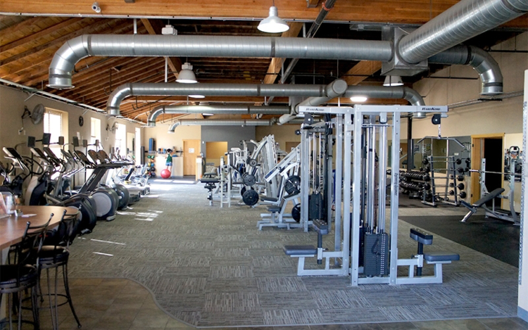 Old Town Athletic Club Fort Collins gyms