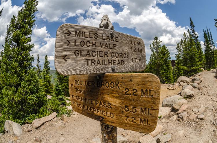 Rocky Mountain National Park Estes Park things to do