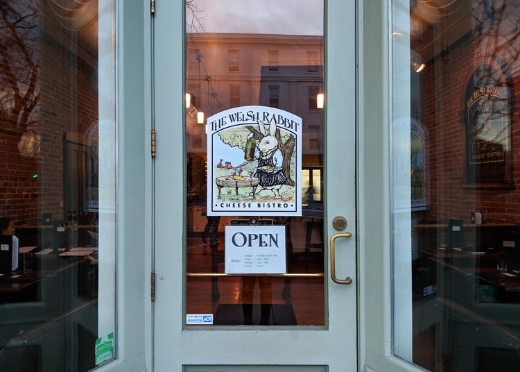 The Welsh Rabbit Cheese Shop and Bistro Fort Collins Colorado Old Town