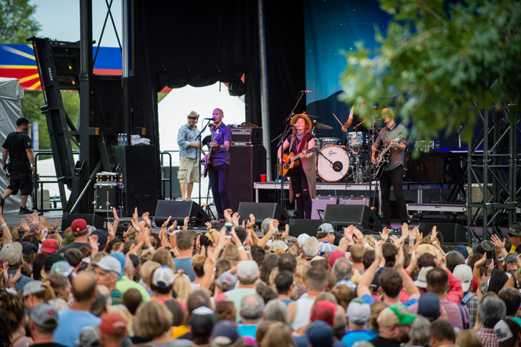 Bohemian Nights at NewWestFest Fort Collins Colorado events